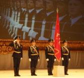 В Саранске прошло торжественное мероприятие, посвященное Дню защитника Отечества
