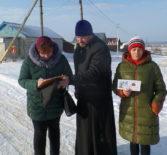 Финансовая поддержка и ежемесячный патронаж над многодетными и неполными семьями Ардатовского благочиния