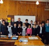 В Дюркинской СОШ Атяшевского района прошел открытый урок ОПК, посвященный празднованию Дня православной книги