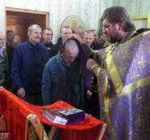 Жители Ардатовского психоневрологического дома-интерната приняли участие в таинствах Исповеди и Святого Причащения