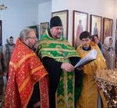 Верующие Большеигнатовского благочиния собрались ради совместной молитвы в селе Кучкаево