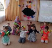 Праздник «Жаворонки» в честь сорока мучеников Севастийских, провели в Большеигнатовском детском саду «Малыш»