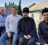 Правящий Архиерей Ардатовской епархии епископ Вениамин совершает паломничество по Святой горе Афон в Греции