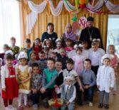 Пасхальный утренник в Большеигнатовском детском саду «Малыш»