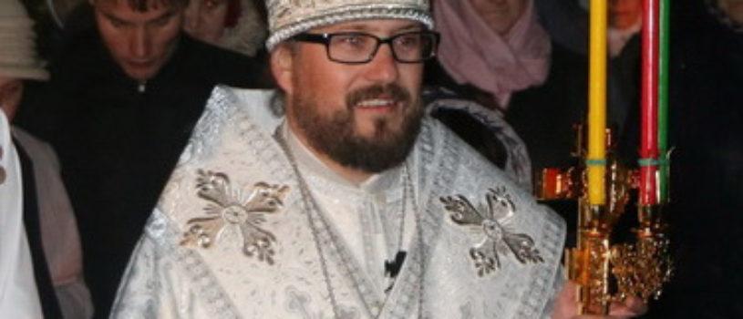 Видеорепортаж Пасхального богослужения в Никольском кафедральном соборе г.Ардатова