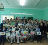 В Поводимовской основной школе Дубенского района прошел Пасхальный концерт