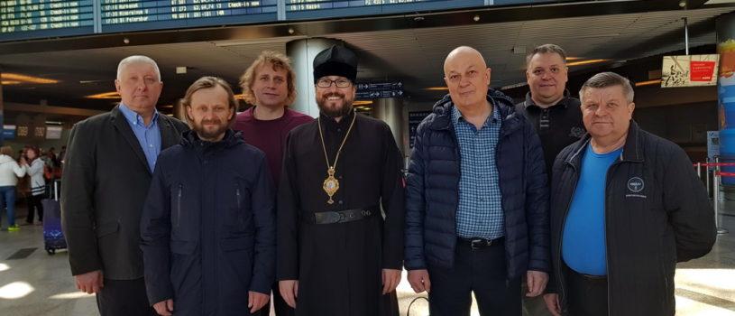 Правящий Архиерей Ардатовской епархии епископ Вениамин отправился в паломничество на Святую гору Афон в Греции