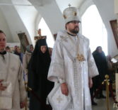 Лазарева суббота в Никольском кафедральном соборе г.Ардатова