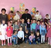Пасхальный утренник в Ардатовском детском саду «Колосок»