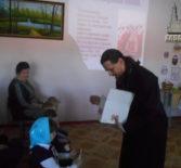 Пасхальные представления в Кученяевской СОШ и в Куракинской СОШ Ардатовского района