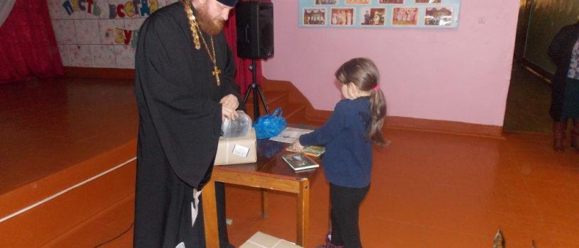 Миссионерское мероприятие о Пасхе Христовой прошло в Поводимовской школе-интернате Дубенского района