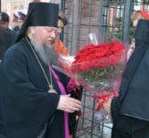 Владыка Вениамин поздравил епископа Сердобского и Спасского Митрофана с 25-летием со дня пресвитерской хиротонии