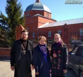 Пасхальная акция «Подарите детям радость» молодежного православного движения «Милосердие»