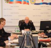 В МВД по Республике Мордовия состоялось очередное заседание Общественного совета, в преддверии празднования 300-летия Российской полиции