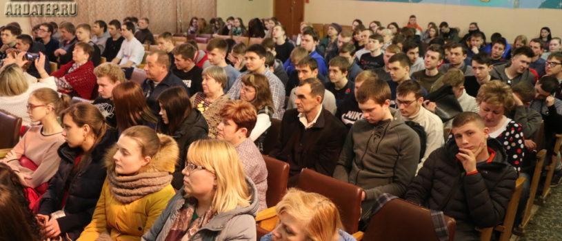 В Чамзинском аграрном техникуме прошла научно-практическая экологическая конференция, организованная Ардатовской епархией
