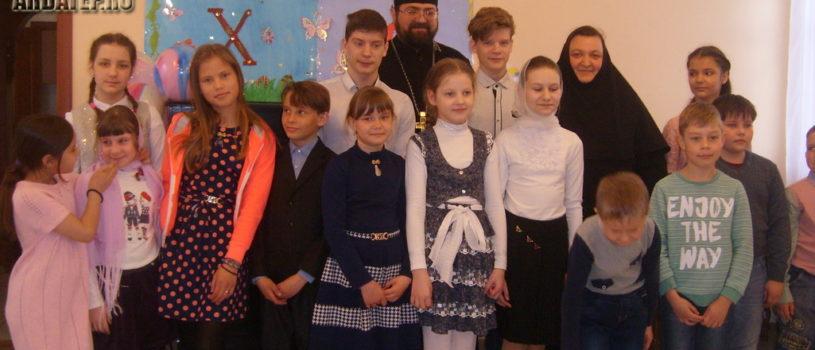 В воскресной школе «Солнечный лучик» при Михайло-Архангельской церквип.Чамзинка завершилсяеще один учебный год