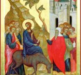 Вход Господень во Иерусалим, (Вербное воскресение), Архипастырь совершил Божественную литургию в Никольском кафедральном соборе г.Ардатова