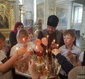 Архипастырь организовал паломническую поездку для учащихся Октябрьской СОШ и Баевской СОШ Ардатовского района