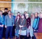 Пасхальный визит в Козловский дом ветеранов и инвалидов в Атяшевском районе