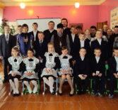 Дюркинской СОШ Атяшевского района прошло праздничное мероприятие, посвященное Дню славянской письменности