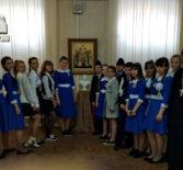 В Ардатовском краеведческом музее состоялось торжественное открытие выставки, посвященной 100-летию со дня трагической гибели Царской семьи