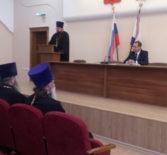 Заседание общественного Совета по православной культуре приЧамзинскомблагочинииАрдатовской епархии