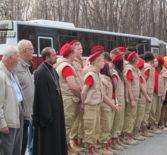 В Большеберезниковском районе на базе отдыха Росгвардии прошел митинг, посвященный 73-й годовщине Победы в Великой Отечественной войне 1941-1945 гг