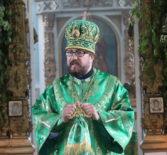 День Святого Духа на Казанском архиерейском подворье с.Маколово Чамзинского района