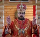 Архипастырь совершил воскресную Божественную литургию в храме Новомученников и Исповедников Российских г.Ардатова