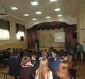 В МБОУ «Лицей №1» п.Чамзинка прошла культурно–просветительская лекция о героях земли мордовской