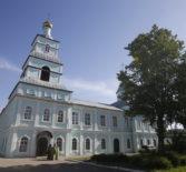 В Свято-Предтеченском храме при Саранской Духовной Семинарии прошло торжественное соборное богослужение