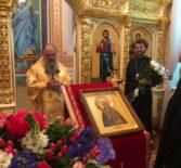 Владыка Вениамин поздравил митрополита Санкт-Петербургского и Ладожского Варсонофия с Днем рождения