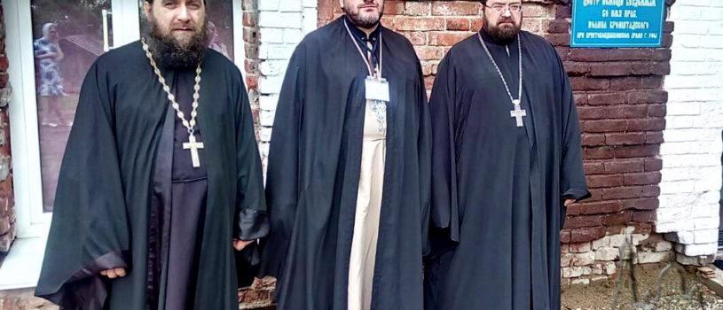 Делегация Ардатовской епархии принимает участие в IX Межрегиональной конференции по социальному служению, которая проходит в Уфимской епархии