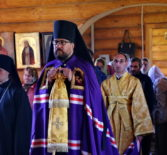 Божественная литургия в храме Вознесения Господня с.Кульмино Чамзинского благочиния