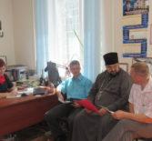 В Чамзинке прошло заседание Общественного Совета при Межмуниципальном отделе МВД РФ «Чамзинский»
