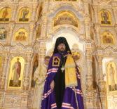 Престольное торжество в храме святого апостола Андрея Первозванного п.Атяшево