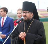 Архипастырь посетил торжественный концерт, посвященный Дню Ардатовского района