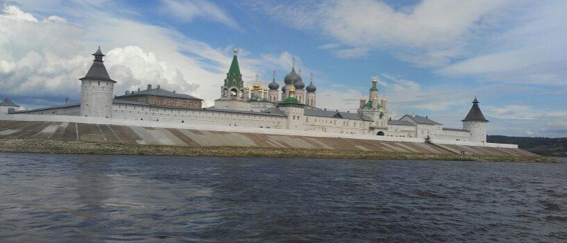 Большеигнатовские паломники посетили Свято-Троицкий Макарьевский Желтоводский женский монастырь