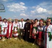 В Болшеберезниковском районе торжественно встретили 90-летие села Вейсы