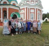 Паломники Ардатовской епархии посетили Санаксарский мужской монастырь Рождества Пресвятой Богородицы