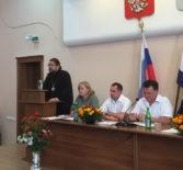 Архипастырь посетил августовскую педагогическую конференцию Чамзинского муниципального района