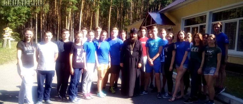 Молодежное служение в Большеберезниковском благочинии