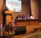 Архипастырь посетил августовскую педагогическую конференцию в Дубенках
