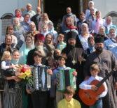 В день памяти Пророка Илии Архипастырь совершил Божественную литургию в Никольском храме с.Сорнилей Чамзинского благочиния