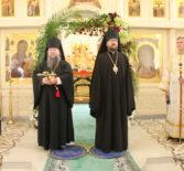 Многочисленная паства и гости епархии поздравили Архипастыря Ардатовской епархии с Днем тезоименитства