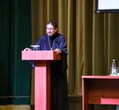 Архипастырь пожелал педагогическому составу Атяшевского муниципального района помощи Божией в новом учебном году