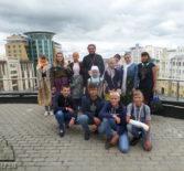Учащиеся Кечушевской и Луньго-МайданскойВоскресных школ вместе со своим батюшкой совершили поездку в Саранск