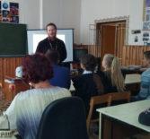 В Сабанчеевской СОШ Атяшевского района прошел открытый урок, посвященный Дню трезвости