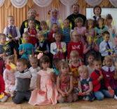 В детском саду «Малыш» Большого Игнатова состоялся утренник, посвященный Церковным праздникам, отмечаемым в конце лета и в начале осени