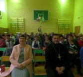 Редкодубская СОШ Ардатовского района отметила юбилей — 40 лет школе
